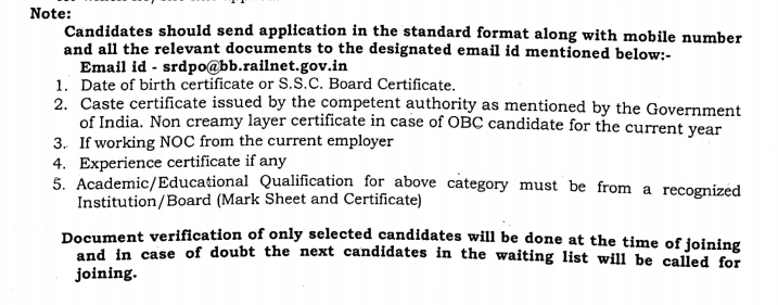 How To Apply Central Railway Recruitment 2020